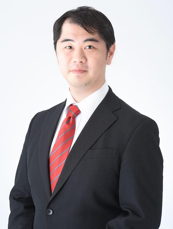 代表取締役 山本 稚輝